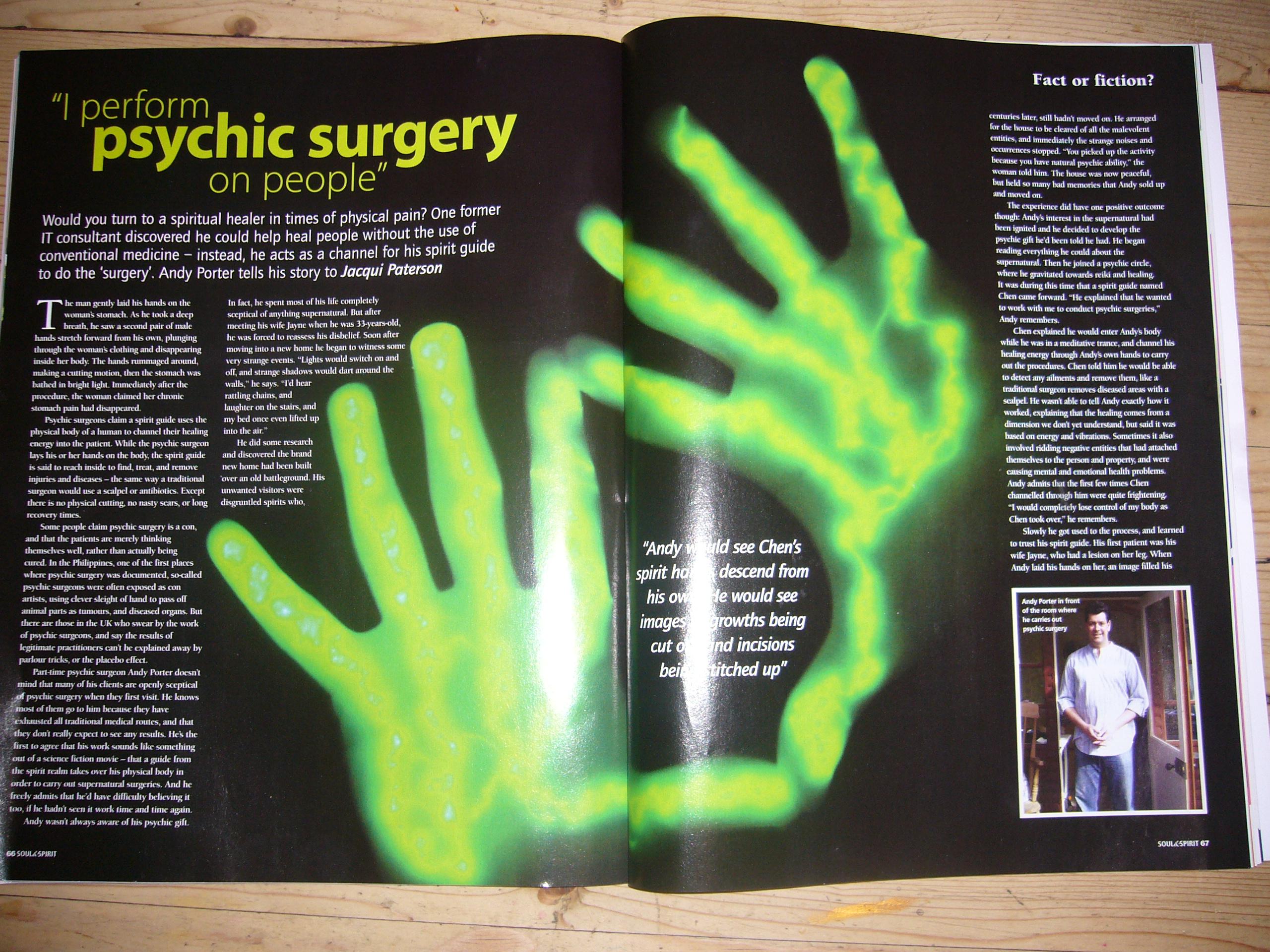 Andrew-Porter-Psychic-Surgeon-Spirit-Soul-Magazine