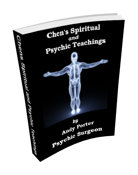Andrew-Porter-Psychic-Surgeon-Book