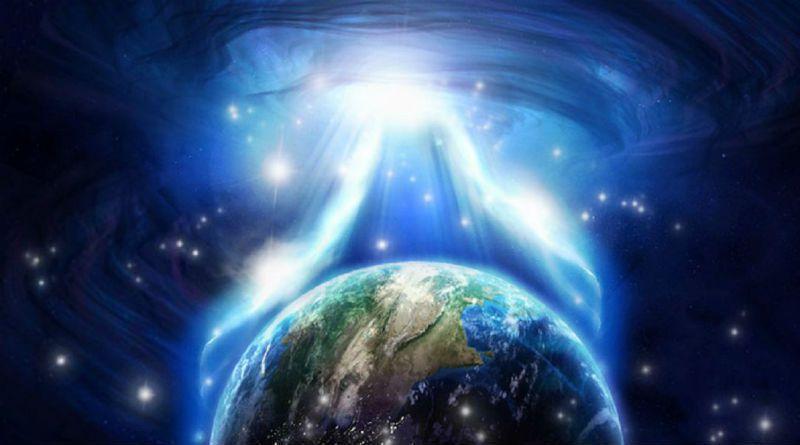 Earth-ascending